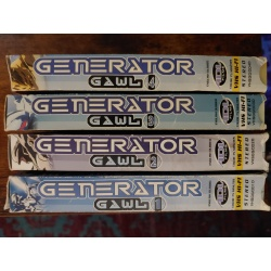 Generator Gawl {collection} [VHS] (used)
