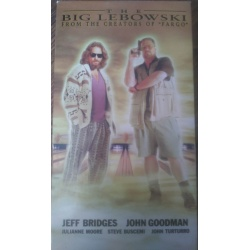 The Big Lebowski [VHS] (used)